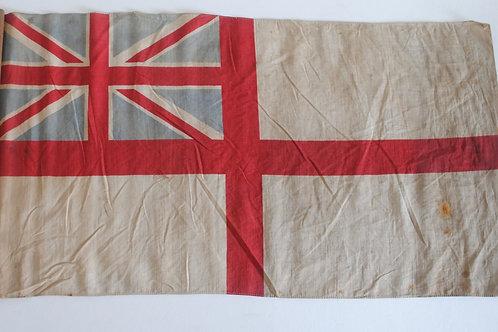 Vintage Naval Ensign Flag