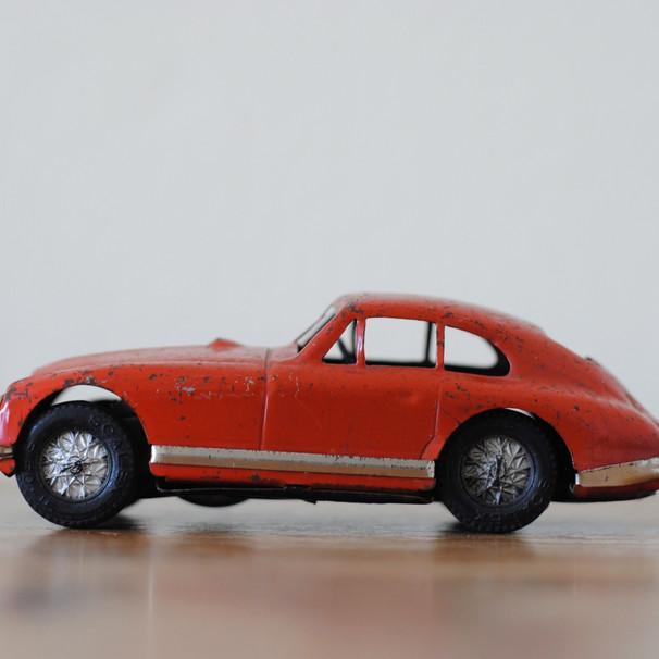 Aston Martin model