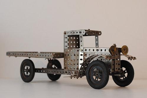 Vintage Meccano Truck
