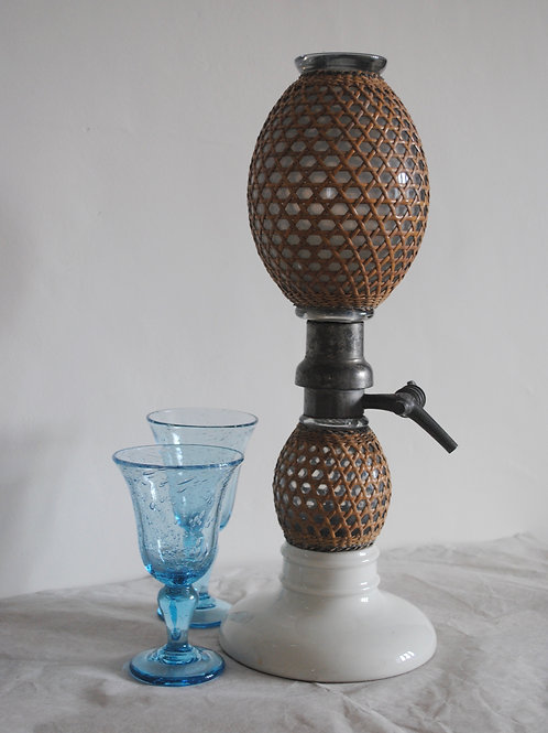 Antique French Soda Syphon