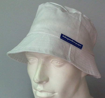 GLIDING CAP white/one size (GCMC)