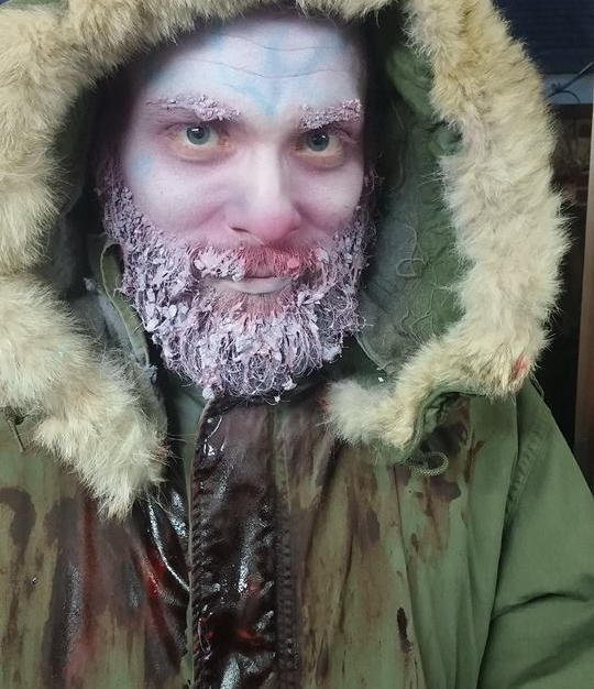 Out of Kit Frozen Makeup