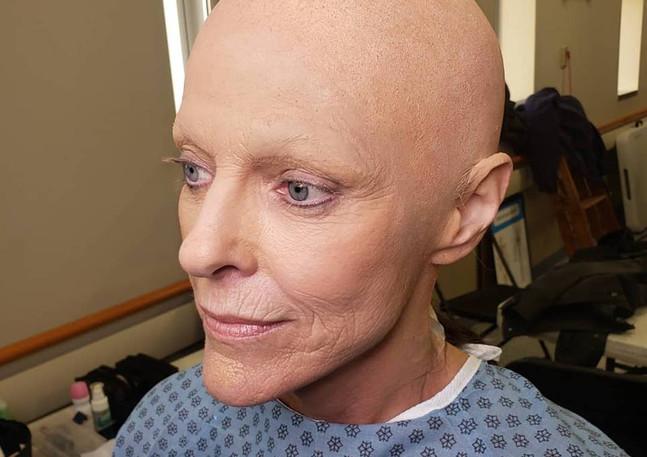Bald Cap Mainline Health
