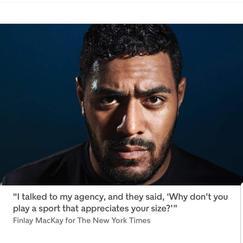 New York Times Jordan Mailata