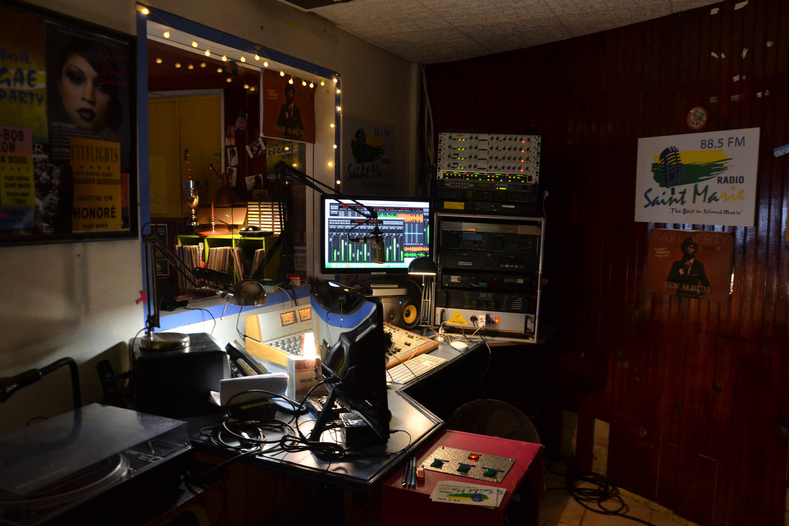 St Marie Radio Station