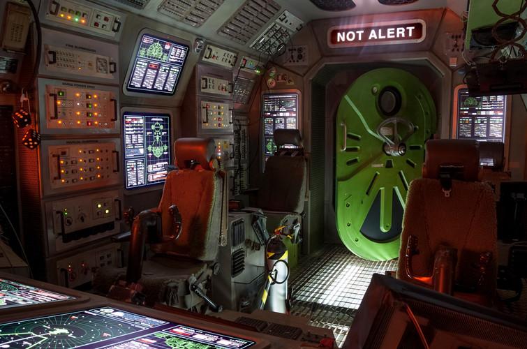 Star Bug Cockpit