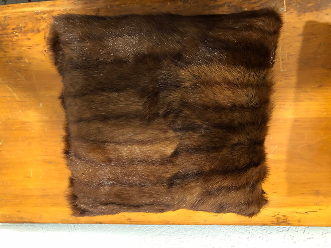 Mink Pillow