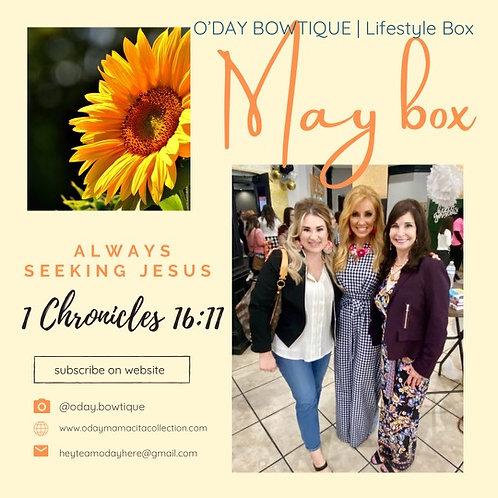 The #Mamacita® Lifestyle Box