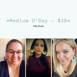 Medium O'Day