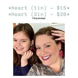 Heart Mini & Regular
