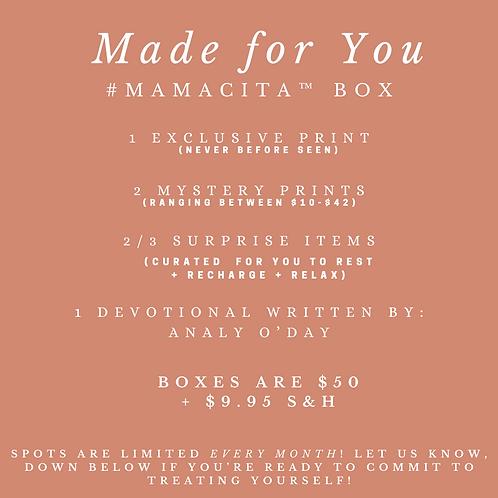 Made For You #Mamacita™️ Box