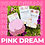 Thumbnail: Leather Earrings: Pink Dream Exclusive Collection : By O'Day Bowtique