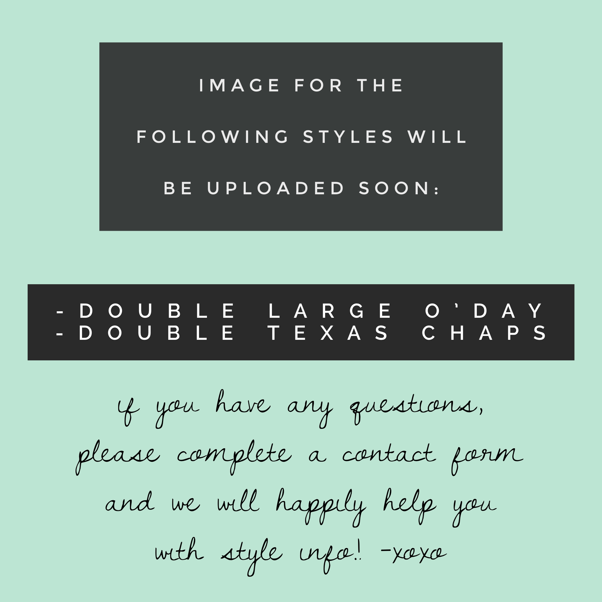 Styles: