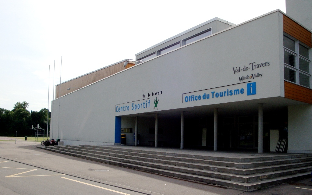 Centre sportif du Val-de-Travers