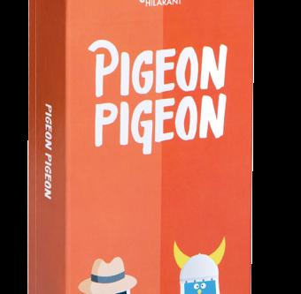 Pigeon Pigeon