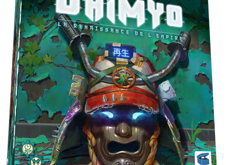 Daimyo: Rebirth of the Empire