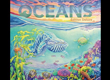 Océans - Édition Limitée & Deluxe