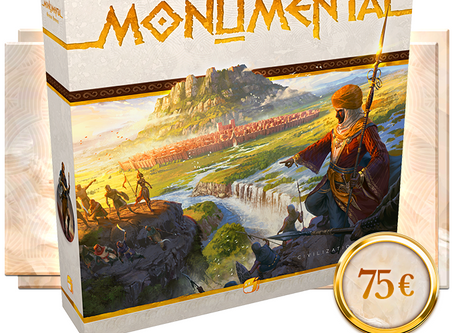 Monumental - African Empires
