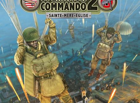 Opération Commando 2: Sainte-Mère-Église