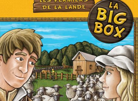 Agricola Big Box 2 joueurs: Les Fermiers de la Lande