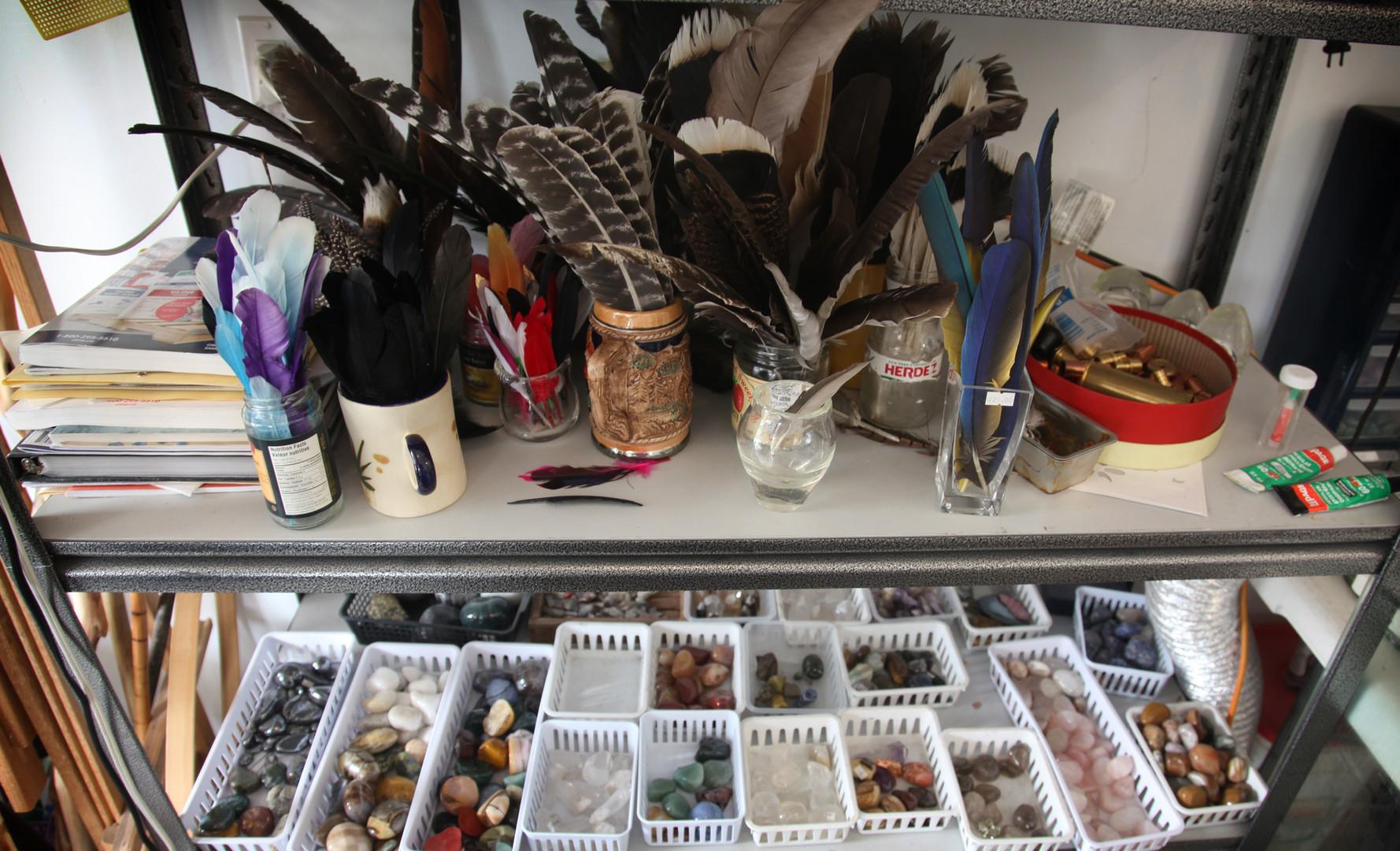 Art Supplies at Sensual Gems