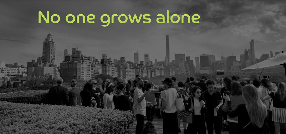 No One Grows Alone - At Alias Cann, we look for opportunities to bring proven business practices to the cannabis industry to benefit all.