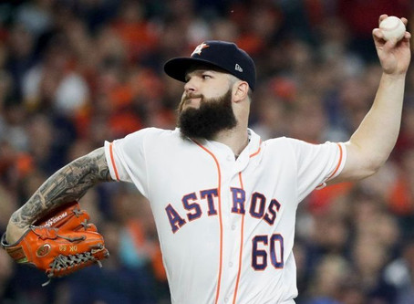 The Case for Keuchel/Kimbrel, and the Cardinals Staff Early, Carp Extension