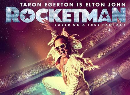 Rocketman: Burning Up The Silver Screen