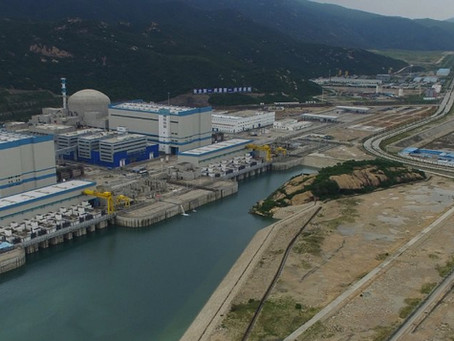 Nuclear Power Problem in China