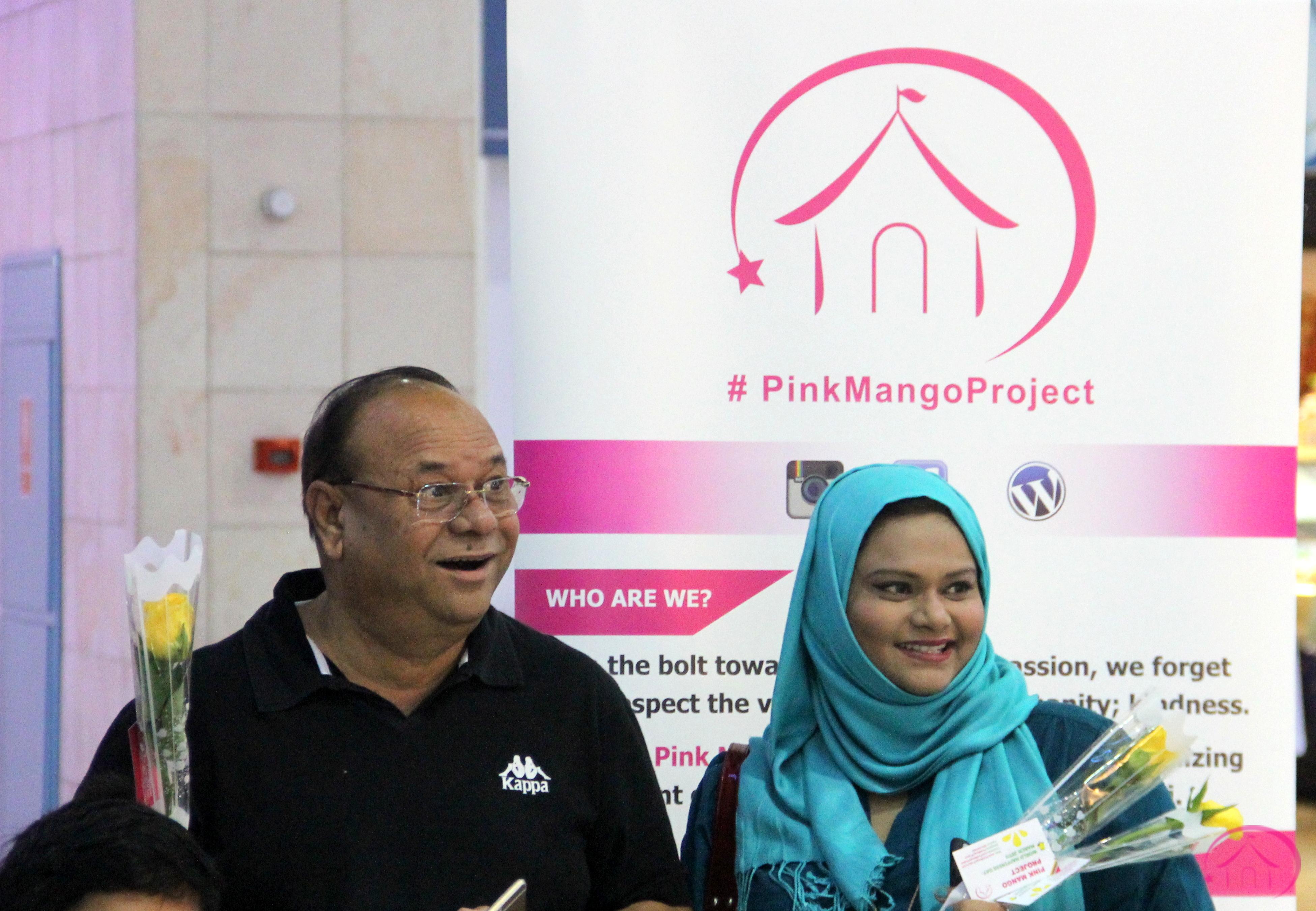 Pink Mango Project