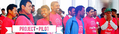 Pink Mango Project Pilot