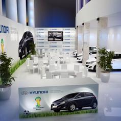 Lançamento Hyndai HB20