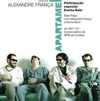 No Apartamento - Alexandre França