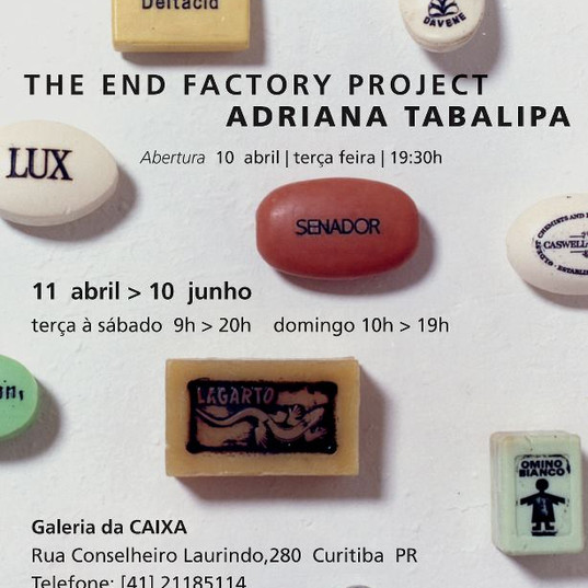 The end Factory Project - Adriana Tabalipa