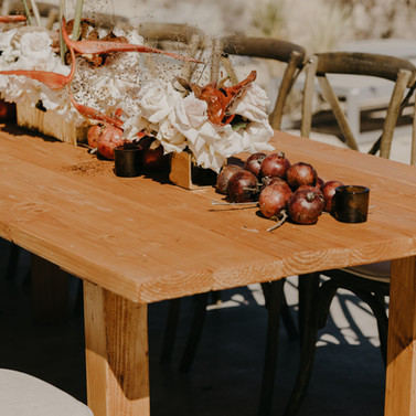 Pine Farm Tables