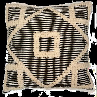 Black & Tan Pillow