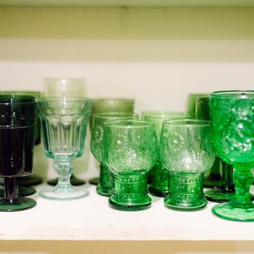 Green Goblets