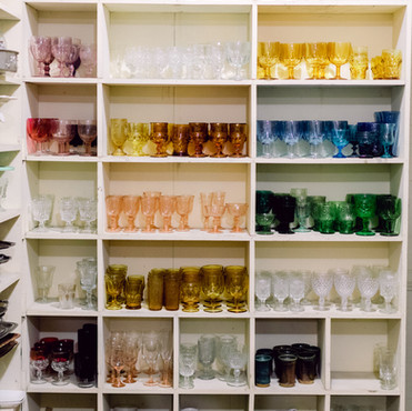 Vintage Goblets