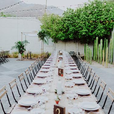 Desert Farm Table