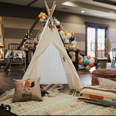 Wild one Tent