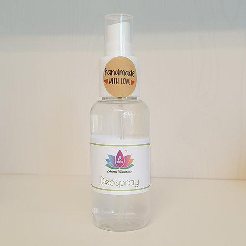 Deospray 100 ml - utan alkohol & aluminium