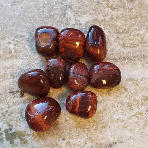 Oxöga  - trumlad sten