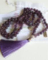 Handgjorda smycken; mala halsband & armband