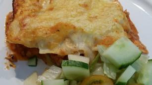 Anettes lasagne