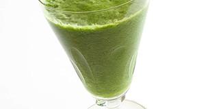 Grön ananas smoothie