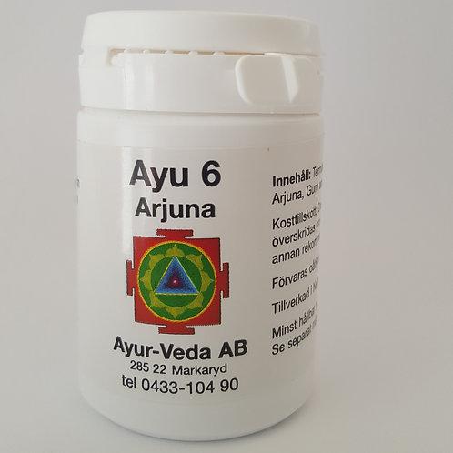 Ayu 6 Arjuna (1 mån)