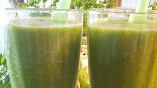 Kapha-balanserande smoothie