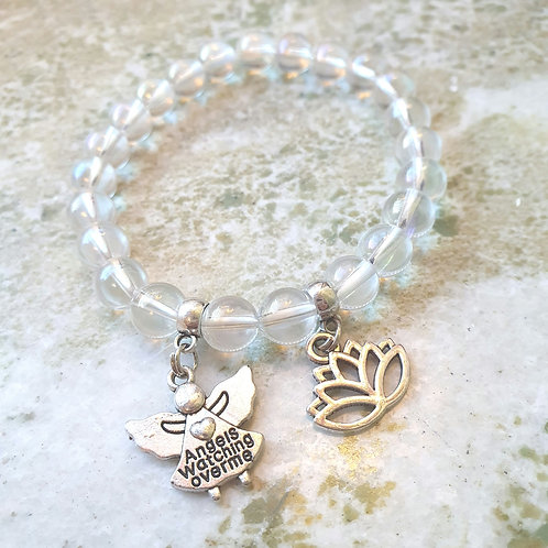 Armband - AURA ANGEL Angels watching over me