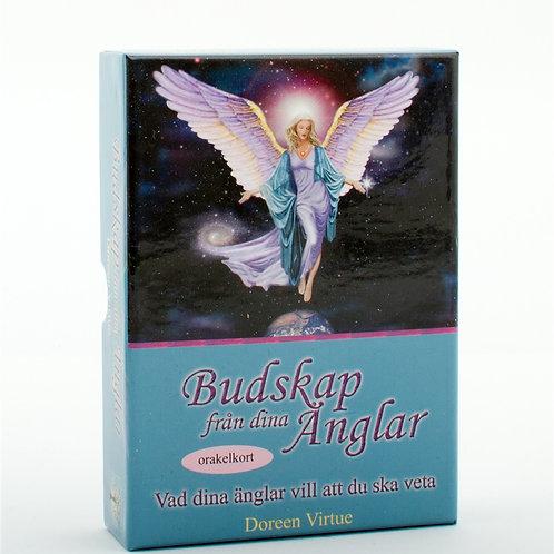 Budskap från dina änglar - orakelkort