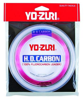 Yo-Zuri Fluorocarbon Pink Leader 100 Yard Spool